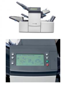 Relay 2000 borítékoló gép